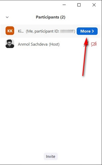 How to Change Your Name on Zoom (Windows, Mac, Android, iOS & Web)