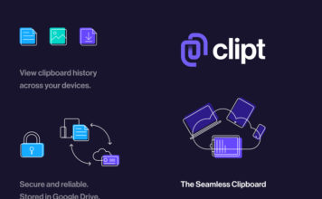 Clipt App is a Cross-Platform Clipboard Tool
