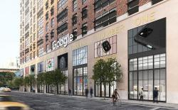 Google opens first ever physical retail store