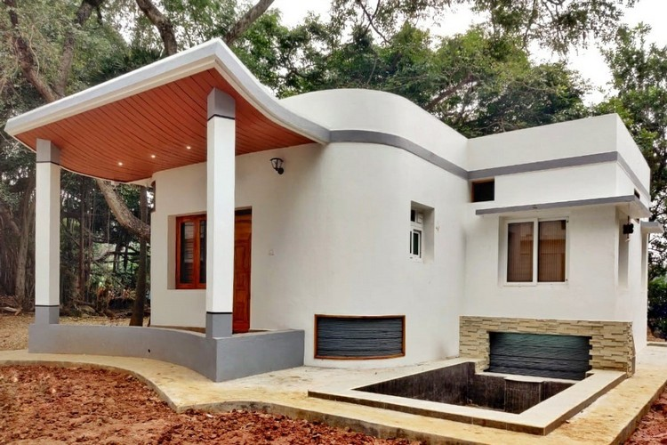 IIT Madras Alumni Build India's First 3D Printed House