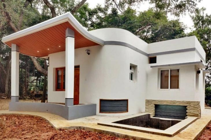 India's first 3D printed house