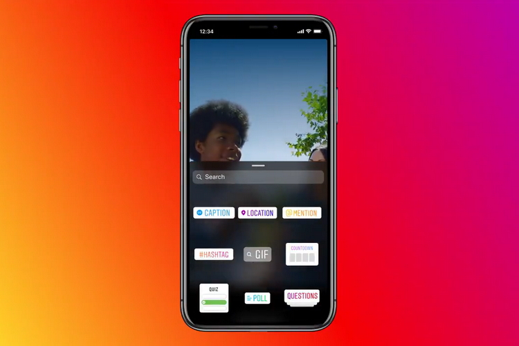 Instagram Adds Caption Sticker for Stories; Coming to Reels Soon