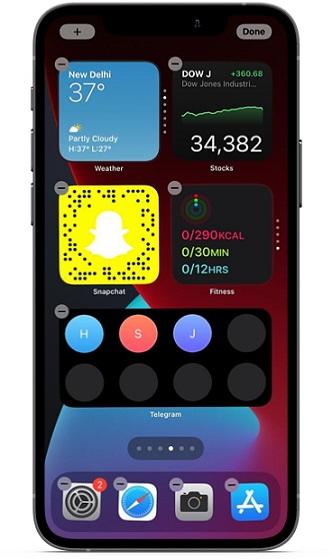 Interactive-widgets-