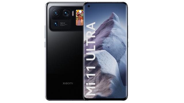 Mi 11 Ultra 5G ft