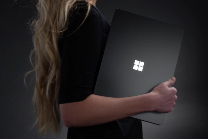 Microsoft surface laptop 4 india launch