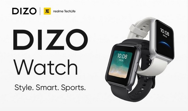 Realme DIZO products spotted online