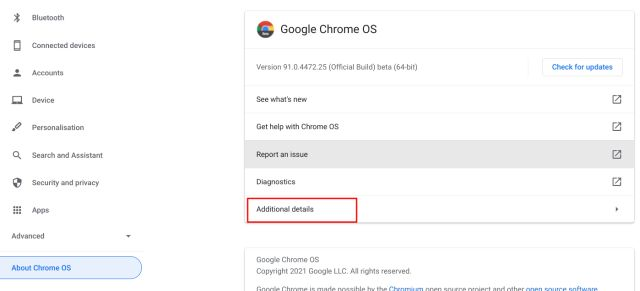 Get the Android 11 Update on Your Chromebook (2021)