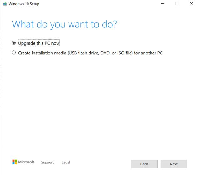 How to Use Windows 10 Media Creation Tool?