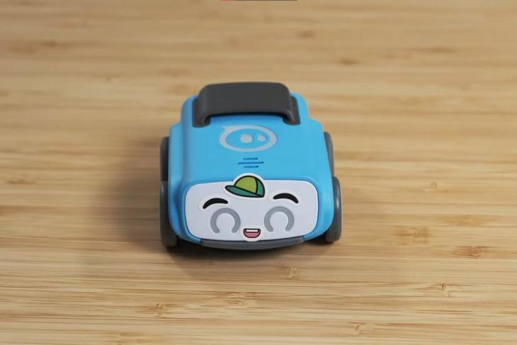 Sphero indi robotic toy car