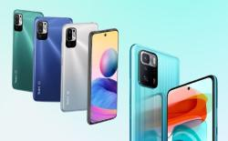 Redmi Note 10 5G and Note 10 Pro 5G launched