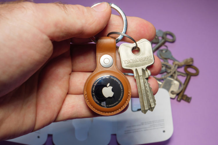 User Successfully Tracks Package Across the UK with Apple AirTag e1620909948773