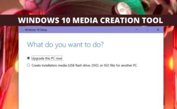 Windows 10 Media Creation Tool - How to Use It