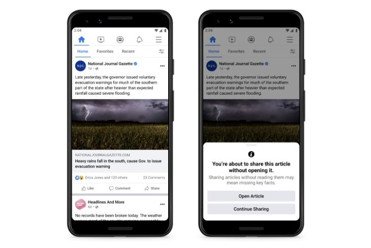 facebook new test read before sharing featured