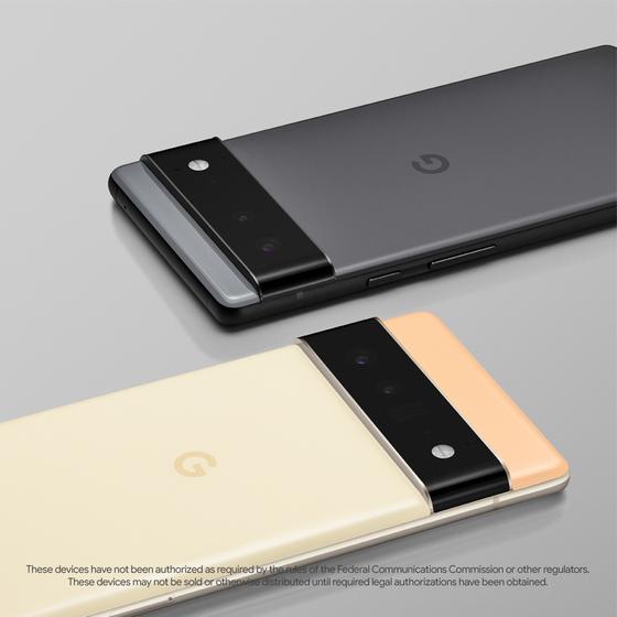 pixel 6 design