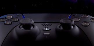 sony dualsense controller black color