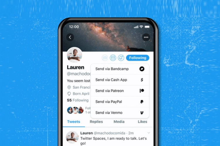 Twitter's New Tip Jar Feature Lets You Send Money to Your Favourite Accounts