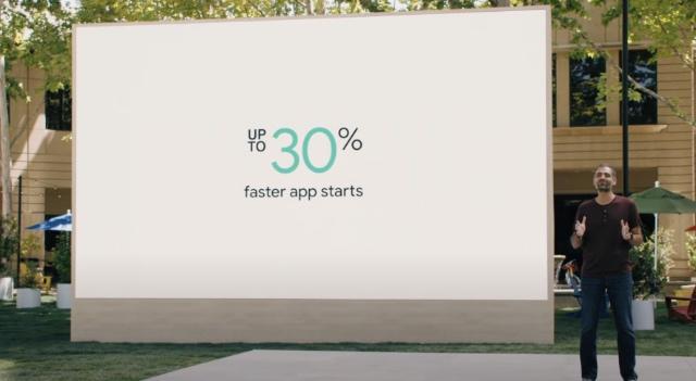 wearos faster app launch
