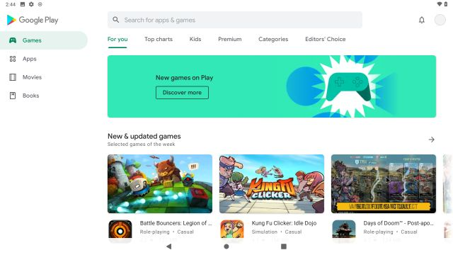 Run Google Play Store and Services on Android-based Raspberry Pi