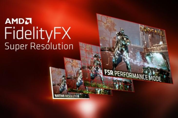 AMD FSR FidelityFX Super Resolution - how to enable and use