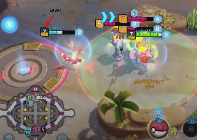 Pokemon Levels