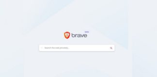 Brave release new search engine