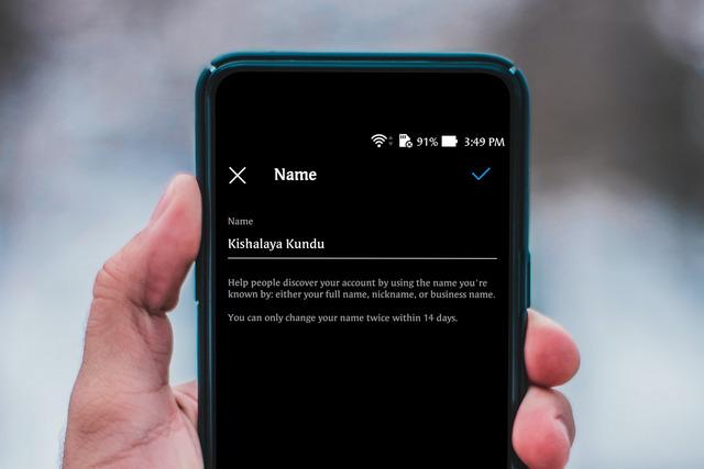 So ändern Sie Ihren Namen und Benutzernamen auf Instagram (Android, iOS und Web)