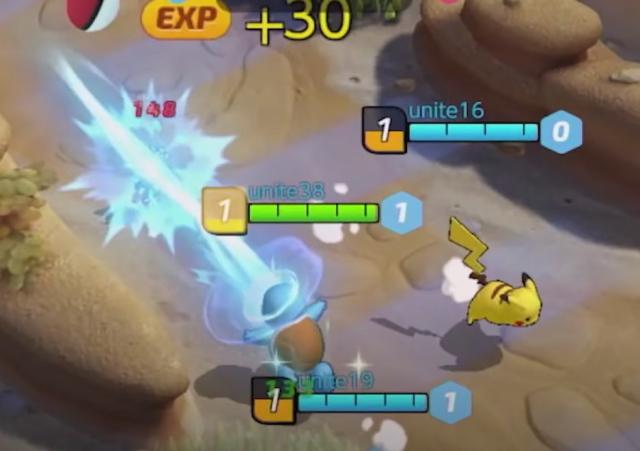 Pokemon Fighting