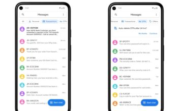 Google Messages on Android Gains New Categories, OTP Auto-Deletion Features