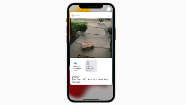 HomeKit Secure Video Expansion