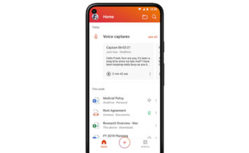 How to Capture and Transcribe Voice Notes in Microsoft Office for Android