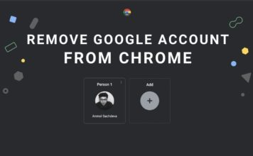 How to Remove Google Account From Chrome on PC and Mobile