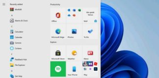 How to Switch Back to the Old Start Menu on Windows 11