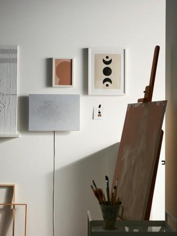 Ikea and sonos release symfonisk picture frame speaker
