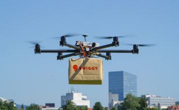Swiggy To Deliver Food in India Using Drones