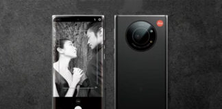 Leica announces its first smarphone with 20Mp camera