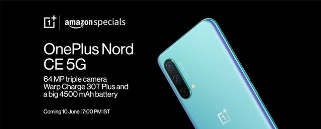 OnePlus nord CE 5g first look