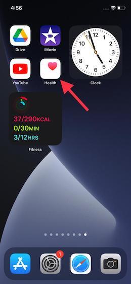 Open Health app