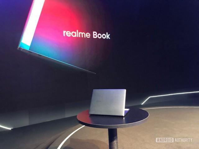 Realme Book Laptop image leak