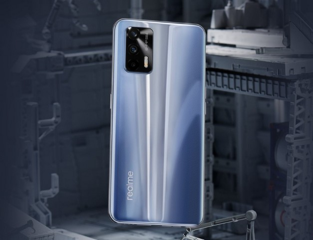 Realme GT 5G With Snapdragon 888 SoC Launches Globally
