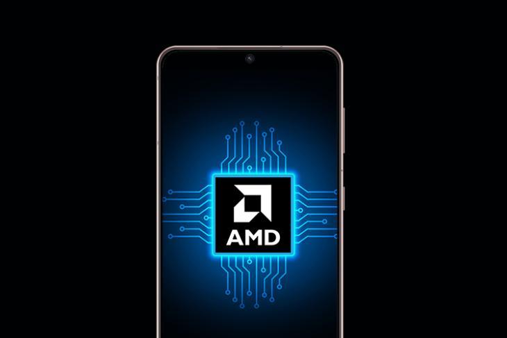 Samsung Exynos chips with AMD GPU