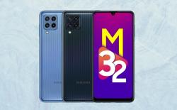 Samsung Galaxy M32 launched in India