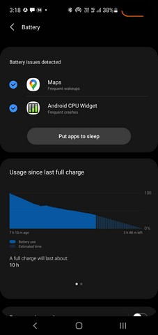 Samsung Galaxy S10+ with 14,000mAh battery