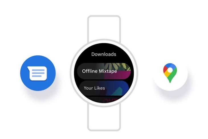 Samsung One UI Watch