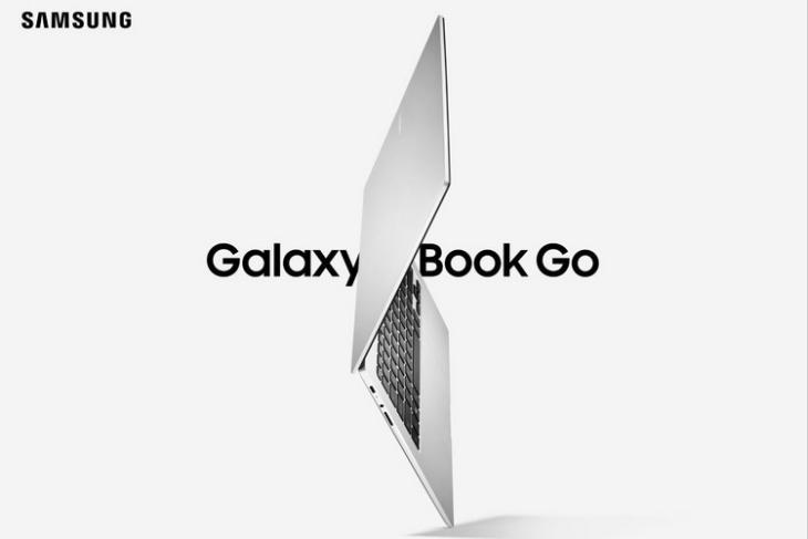Samsung launches Galaxy Book Go series