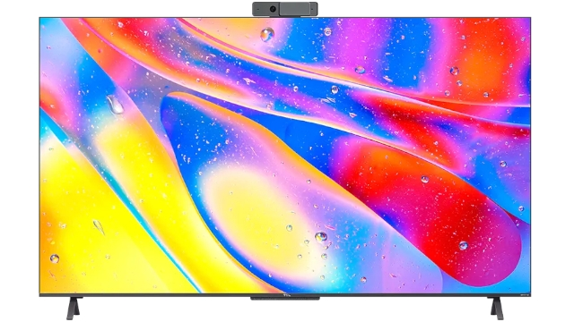 TCL Video Call QLED 4K C725 Android 11 TV