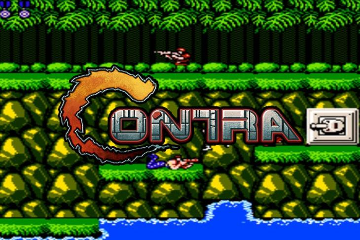 """The Iconic """"Contra"""" Game Is Coming to Android & iOS Next Month"""