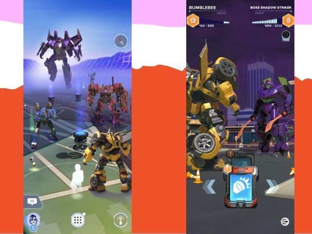 Niantic To Release a New Transformers AR-Based Game