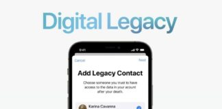 What is Apple Digital Legacy and How to Add a Legacy Contact on iPhone