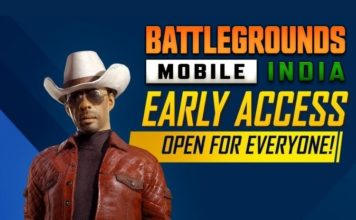 battlegrounds mobile india early access open for all