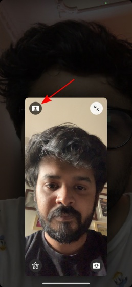 blur background facetime video calls 2